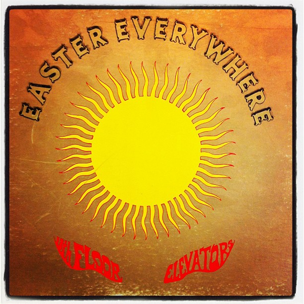 13th Floor Elevators: Easter Everywhere (International Artists) LP Pretty  Damned Fine Copy Of This Psych Classic, Original Stereo Pressing Of This  1967 ...