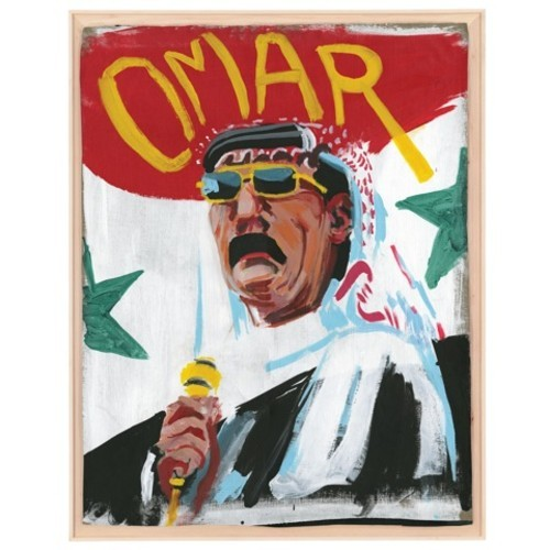Omar souleyman bjuds in till way out west