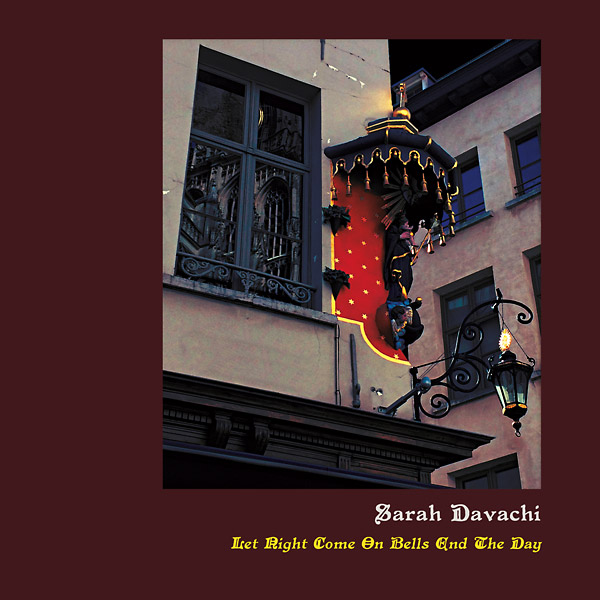 Sarah Davachi: Let Night Come On Bells End The Day (Recital) LP In  tomorrow… Recital present the newest record by Canadian composer Sarah  Davachi.